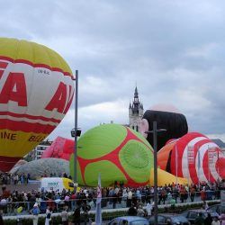 vredesfeesten, ballonloop, sint-niklaas, companjong, jongdementie, hilde goossens
