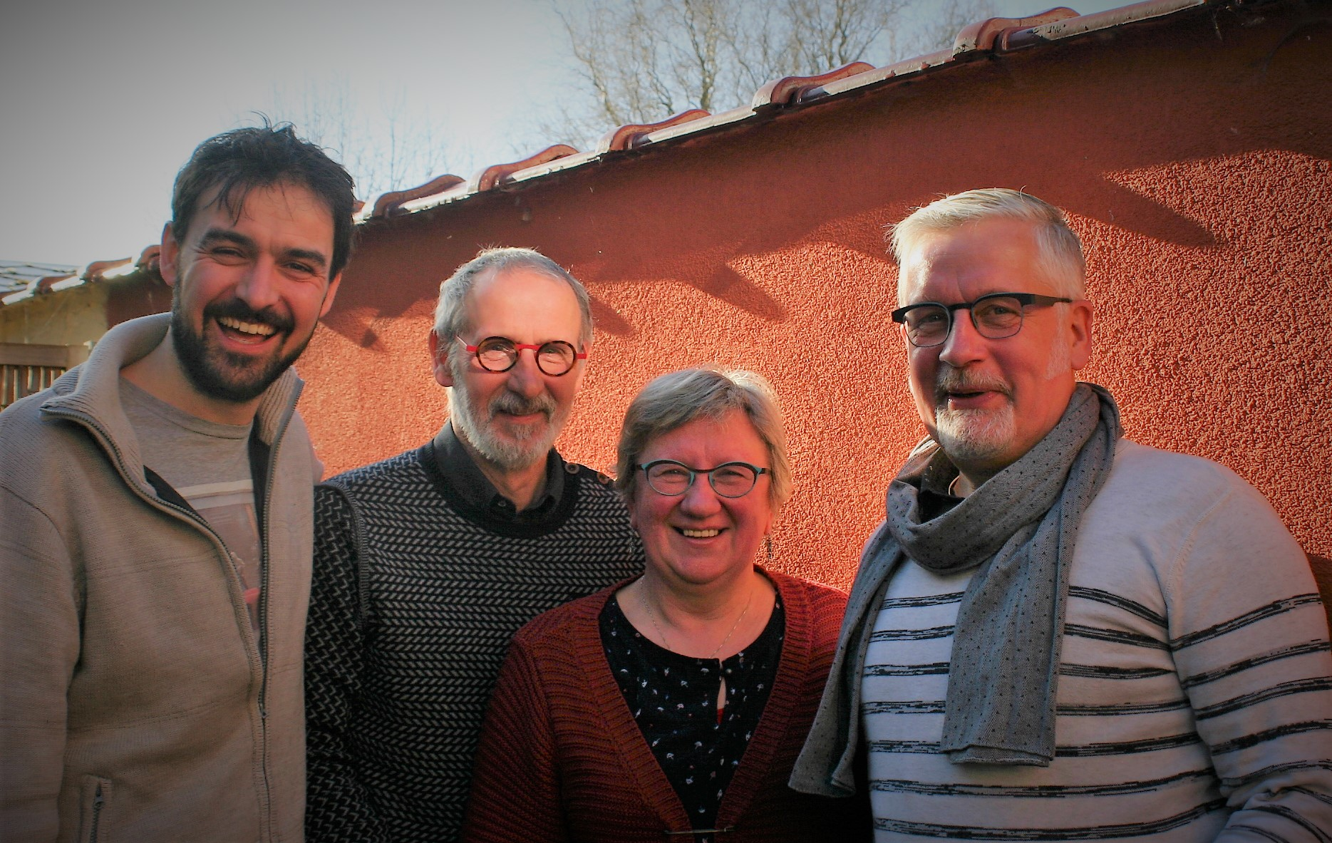 Joris Hessels, de companjong, peter, radio gaga, roland goossens, christine Vandenbranden, Johan Vandenbranden