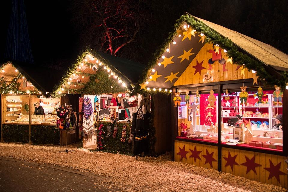 kerstmarkt, jongdementie, de companjong